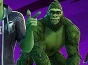 Teen Titan's Beast arrive vidéo Fortnite avec nouveau skin transformant