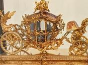 Modell einem Galawagen König Ludwigs Modèle réduit carrosse gala pour Louis Bavière