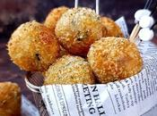 Croquettes pomme terre fromage