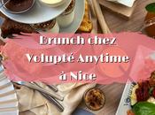 brunch chez Volupté Nice