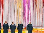 Symphonie couleurs majeures d'Hermann Nitsch pour nouvelle Walkyrie Bayreuth
