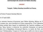 Transfert Fabien Azoulay France...