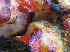 Brochettes poulet sentent sud!