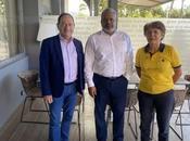 Rencontre avec député Ratenon Saint-Denis-De-La-Réunion