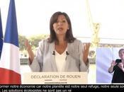 total soutien candidature d'Anne Hidalgo l'élection présidentielle