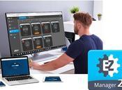 AVer EZManager nouvelle application gestion caméras
