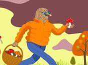 saison champignons (cherche l'intrus)