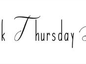 Throwback Thursday Livresque Vilains Méchants