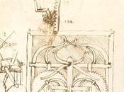 Autour 1493, Léonard Vinci esquisse chariot ingé...
