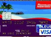 Nouvelles Frontières lance carte bancaire