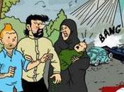 Tintin Téhéran