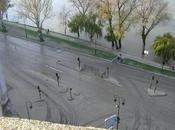 Inondations Avignon.