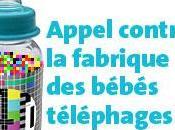 moratoire contre fabrique bébés téléphages