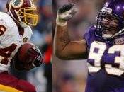 Match semaine Redskins-Vikings