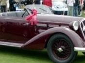 d'histoire Duce Alfa Romeo points communs